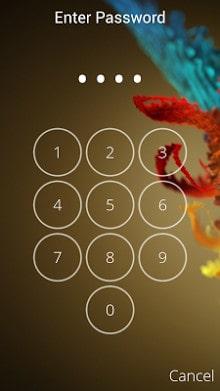 Pin Screen Lock-2