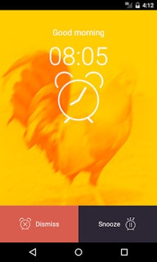 Rooster alarm clock-2