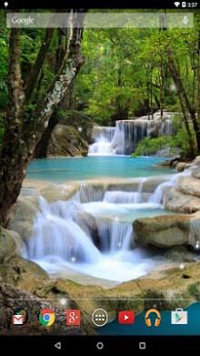 Waterfall Live Wallpaper-1