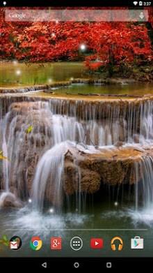Waterfall Live Wallpaper-2