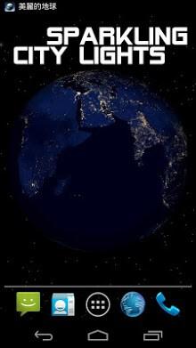 Earth Live Wallpaper Free-1