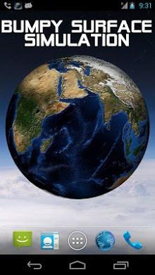 Earth Live Wallpaper Free-2