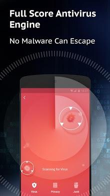 GO Security, Antivirus AppLock-1