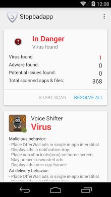 Antivirus Security AntiAdBoost-2