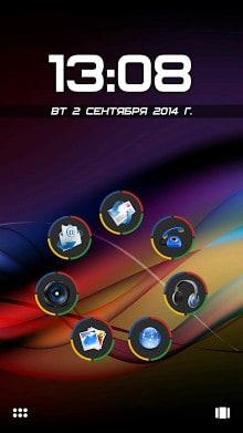 Chromium Theme for SL-1