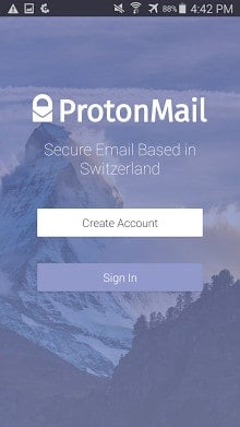 ProtonMail - Encrypted Email-1