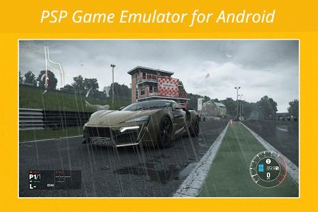 PSP Emulator-1