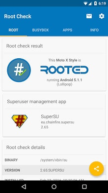 Root Check-1