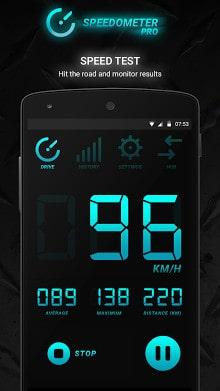 Speedometer PRO-1
