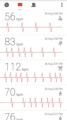 Cardiograph - Heart Rate Meter-2