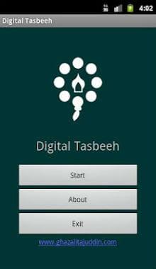 Digital Tasbeeh-1