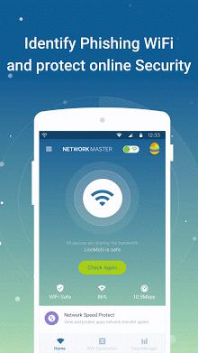 Network Master - Speed Test-1