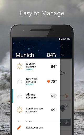 AccuWeather APK Download For Android - Free accuweather