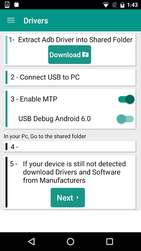 sony tablet adb driver automated installer zip