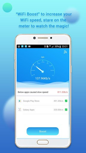 WiFi Booster accelerates net APK Download for Android