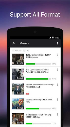 Movie Player All Format - Free ... - download.cnet.com