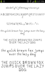 DOWNLOAD File: Neat Fonts for FlipFont free Art