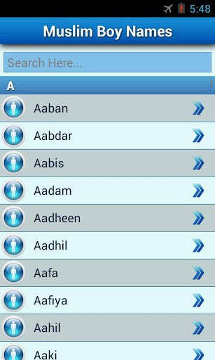 Muslim Baby Names And Meaning APK Download For Android