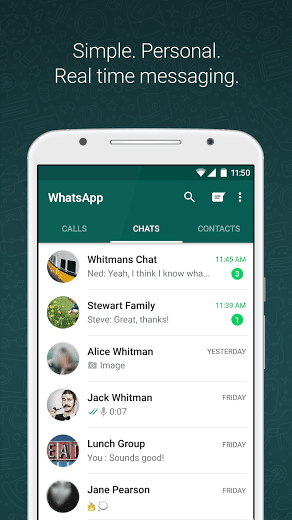 whatsapp messenger apk download for android