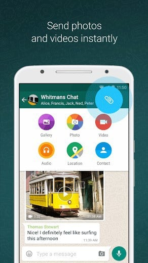 Whatsapp Messenger for Android | Whatsapp Android | Apps APK