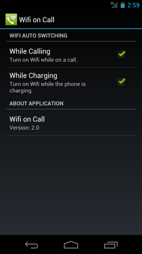 Wifi on Call APK for android | APK Download For Android
