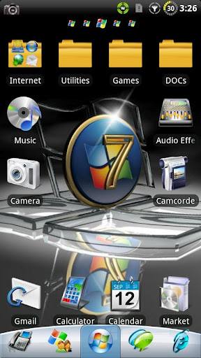 go launcher ex tablet apk