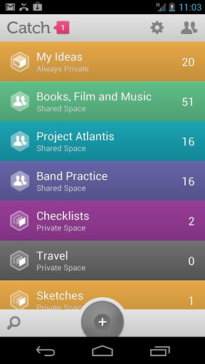 Catch Notes Free   APK Download For Android (latest version)