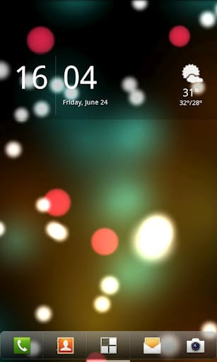 Luma Lite Live Wallpaper