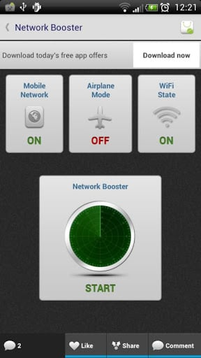 Network Speed Booster APK Download For Android