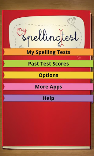 My Spelling Test - Free