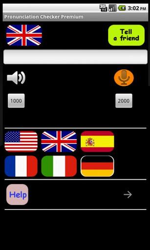 Pronunciation Checker Free