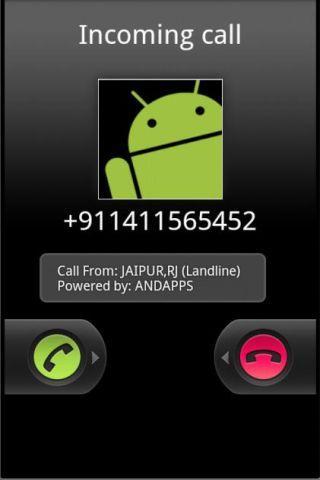 Caller Location INDIA