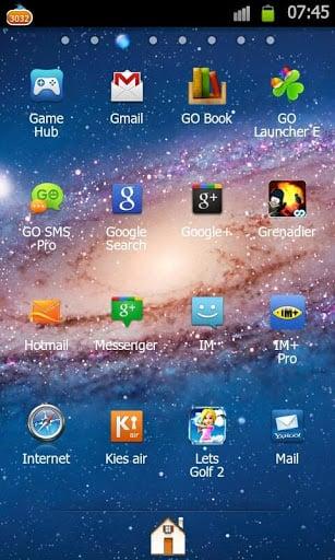 Mac Go Launcher Ex Theme-2