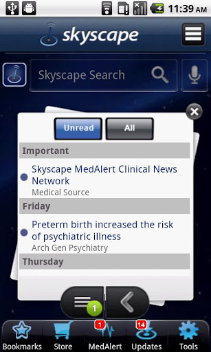 Skyscape Medical Resources