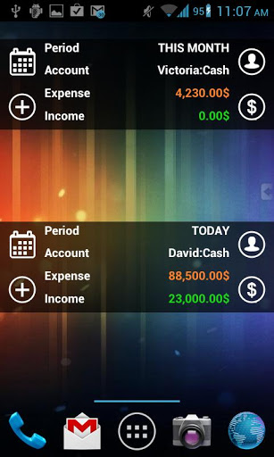 T2Expense - Money Manager-1