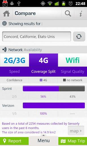 4G,CDMA,GSM,WIFI Coverage Maps-1