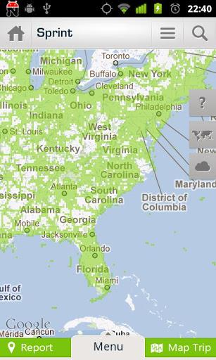 4G,CDMA,GSM,WIFI Coverage Maps-2