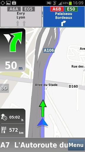 Mappy GPS Free-2