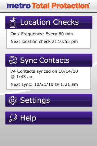 Metro Total Protection App-1