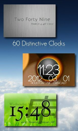 One More Clock Widget Free-1