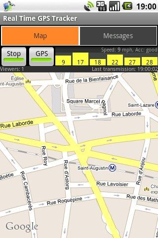 Real Time GPS Tracker-1