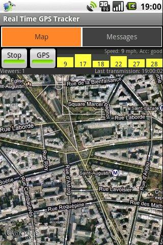 Real Time GPS Tracker-2