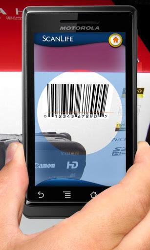 ScanLife Barcode & QR Reader-2