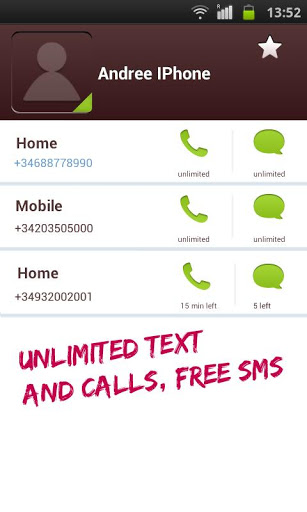yuilop - Free Call & Free SMS-1