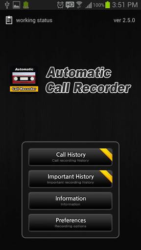 Automatic Call Recorder APK Download For Android