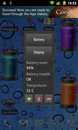 Battery Widgets Classic