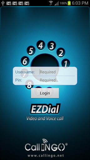 EZDial - Free Video Call & SMS