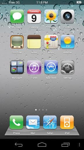 Fake iPhone APK for android | APK Download For Android
