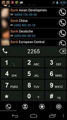 Rocketdial Dialer Amp Contacts Apk Download For Android