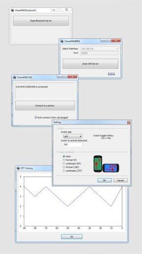 Share Keyboard & Mouse (Beta)-1